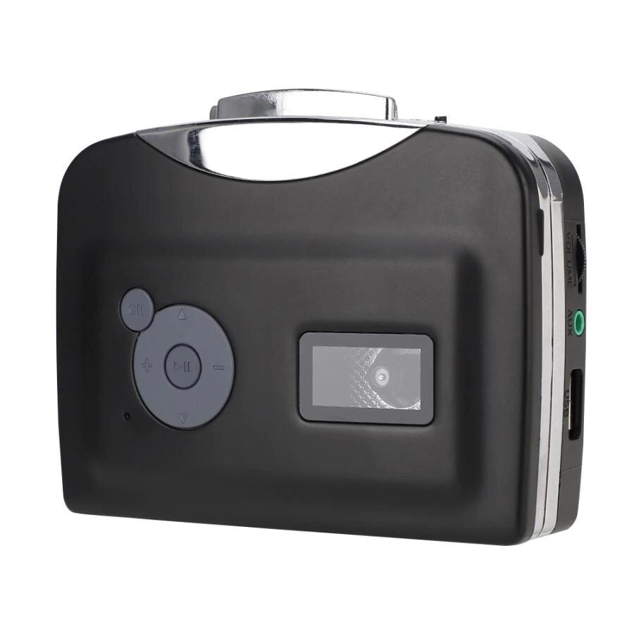 Baladeur - Lecteur Cassette Audio (K7) / Convertisseur USB - MP3 STL400