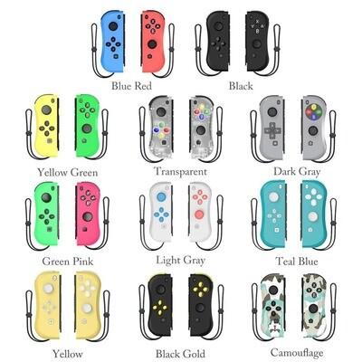 Manettes Joy-Con Nintendo Switch (Paire) - 10 coloris différentes