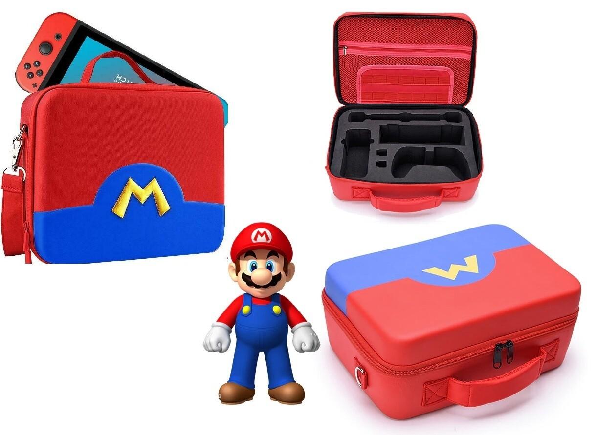 Valise de transport et protection pour Console Nintendo Switch et Accessoires