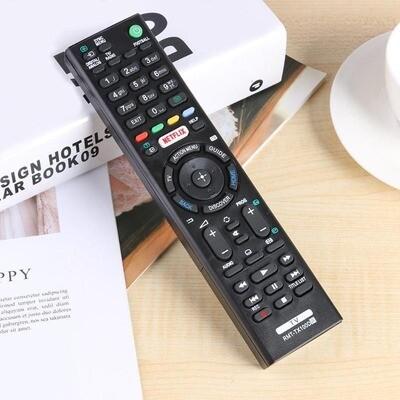 Télécommande pour Sony Smart TV RMT-TX100D, RMT-TX101J, TX102U ,  TX102D