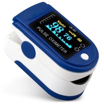 Oxymètre professionel pour prise de pouls électronique