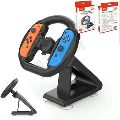 Volant Nintendo Switch avec support et attache