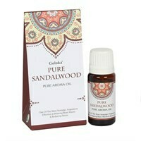 Fragrance Oil Pure Sandlewood 10ml