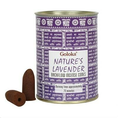 Incense Cones Lavender