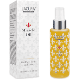 Lacura skincare for you Miracle Oil for Face, Body and Hair