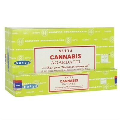 Incense Sticks Cannabis