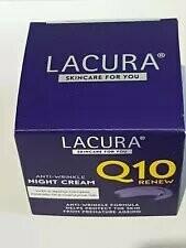 Lacura Face Care Anti-Wrinkle. Q10 Renew Night Cream