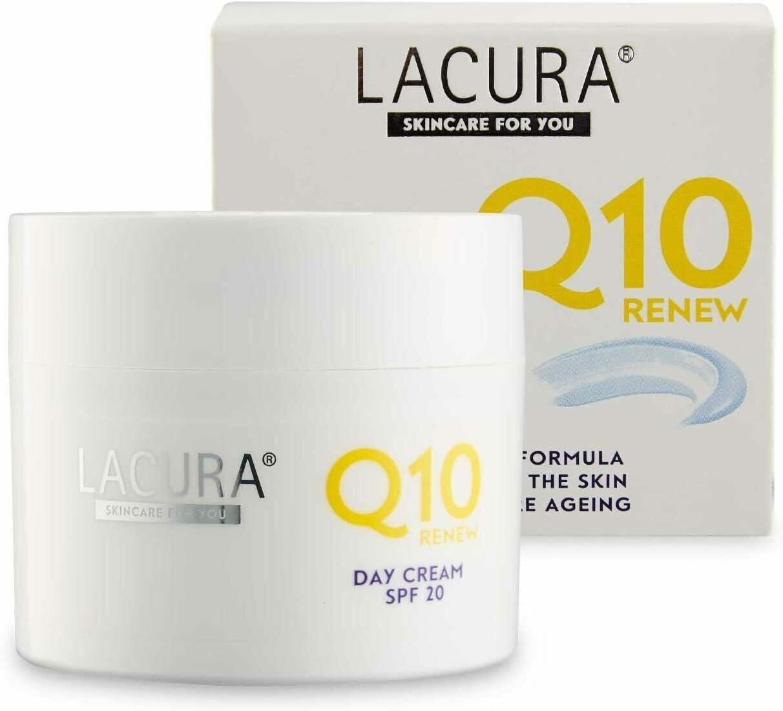 Lacura Q10 Renew Anti-Wrinkle Day Cream With SPF20 50ml