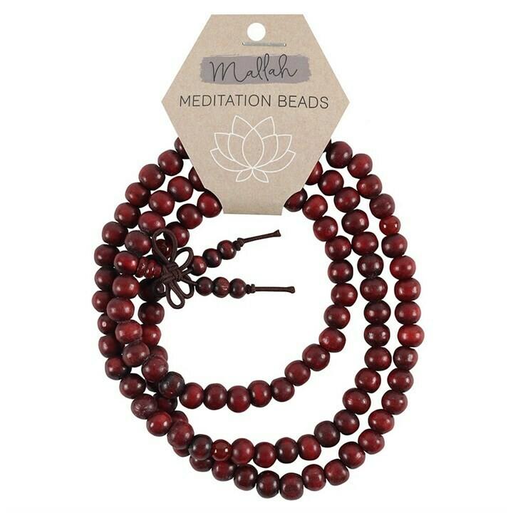 Mallha Meditation Beads