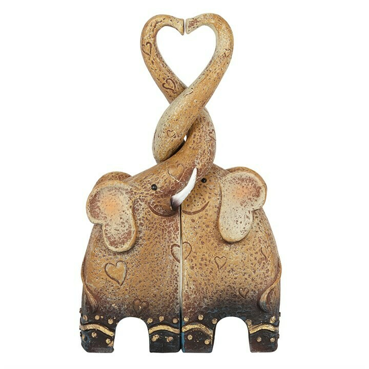 Ornament Elephant Family
