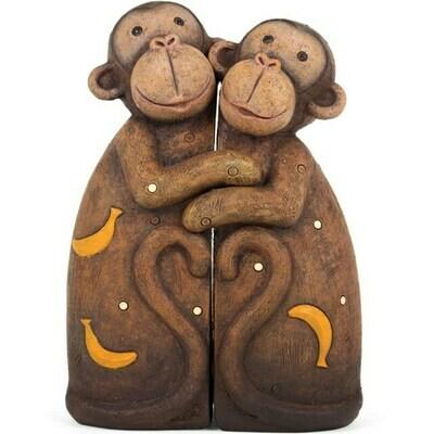 Ornament Monkey Family