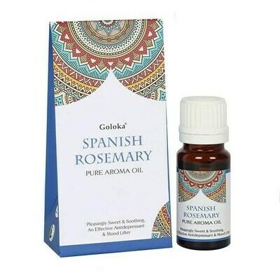 Aroma Oil Spanish Rosemary