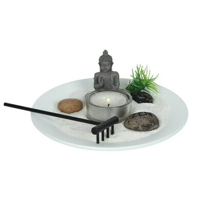 Mini Buddha Zen Garden Kit