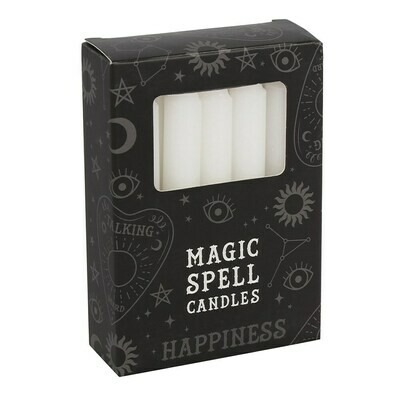 Spell Candles and Holder Set