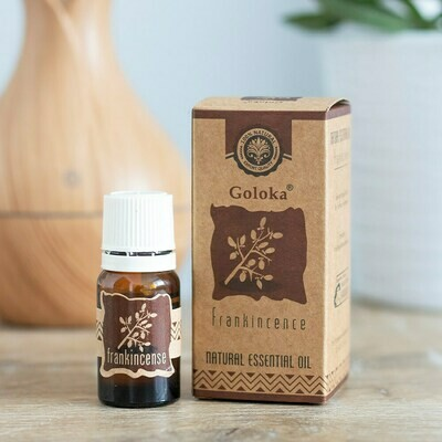 Natural Essential Oil FRANKINCENSE by GOLOKA