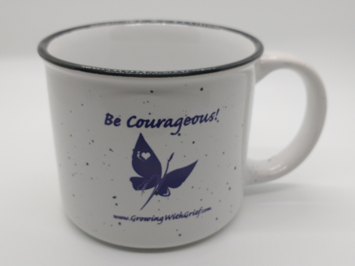 Growing with Grief Campfire Mug