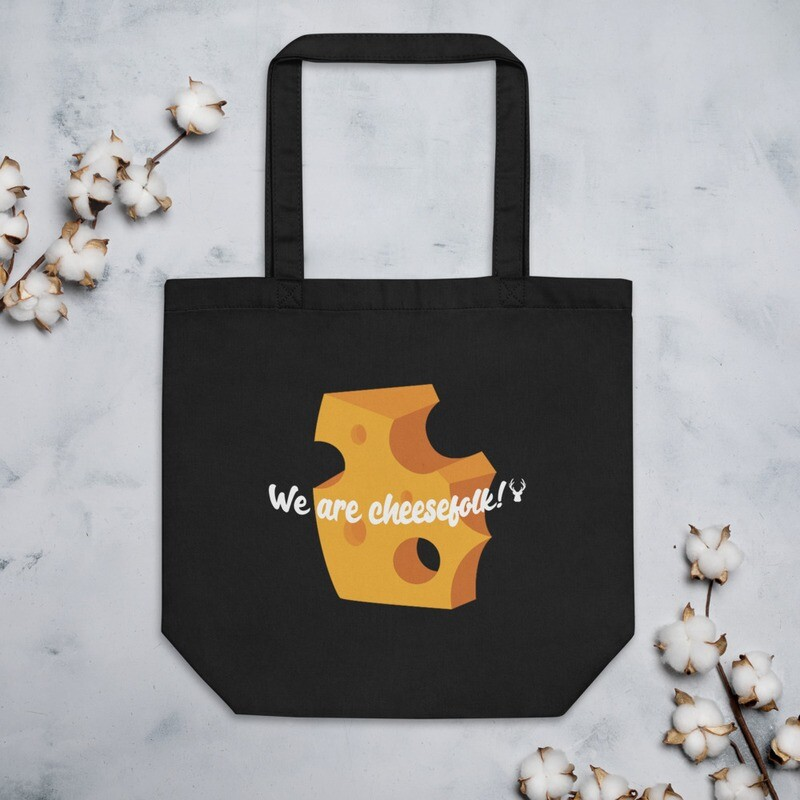 We Are Cheesefolk! Hannibal Eco Tote Bag