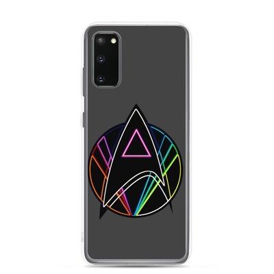 Pink Triangle Queer Star Trek Samsung Case