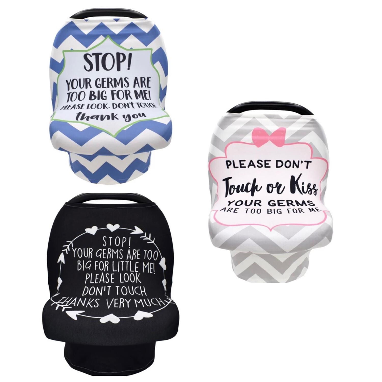 Breastfeeding/Car seat Cover