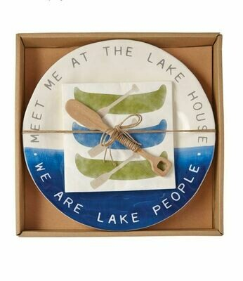Lake Cheese Set