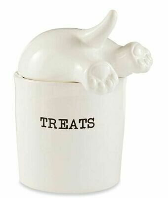 Dog Treat Dish