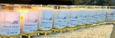 Blue Skies 9oz Soy Candle