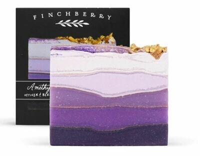 Amethyst Boxed Soap