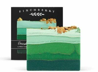 Emerald Boxed Soap