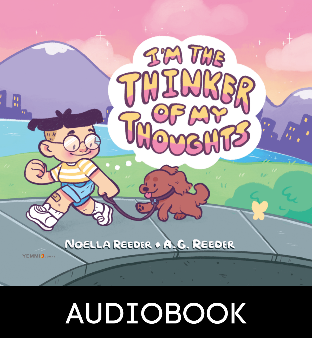I'm the Thinker of My Thoughts AUDIOBOOK