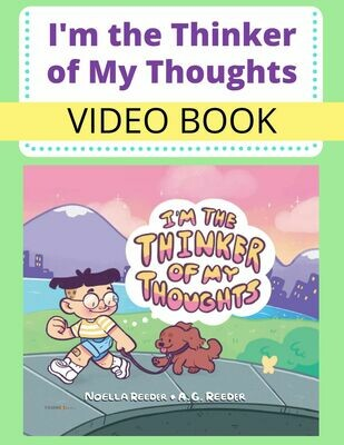 I'm the Thinker of My Thoughts VIDEOBOOK