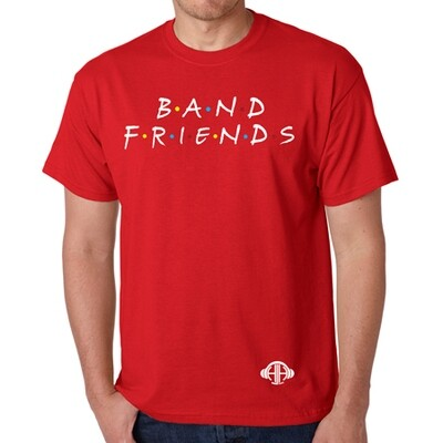"""Red Port & Company """"Band Friends"""" T-Shirt Short Sleeve"""