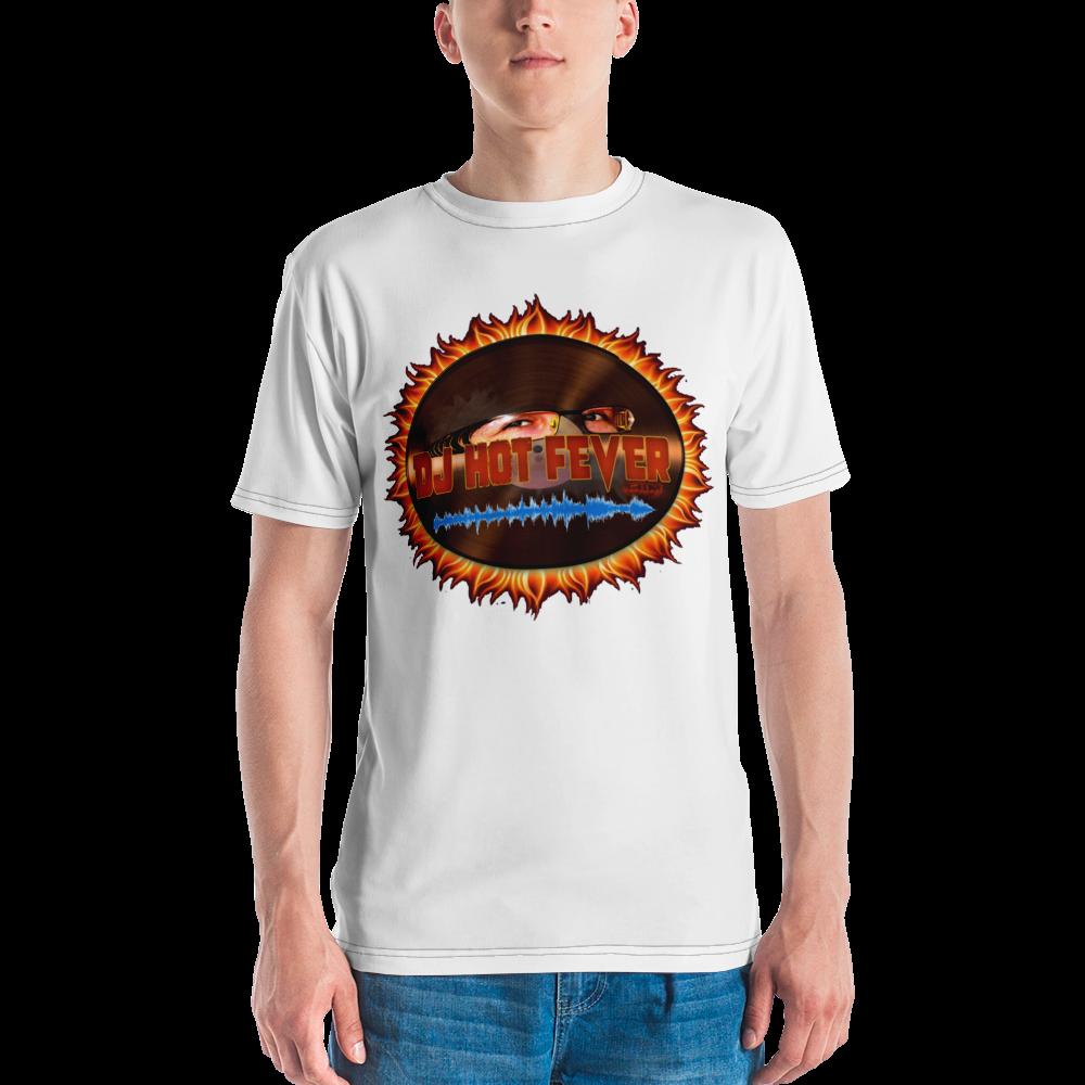 DJ Hot Fever Men's T-shirt