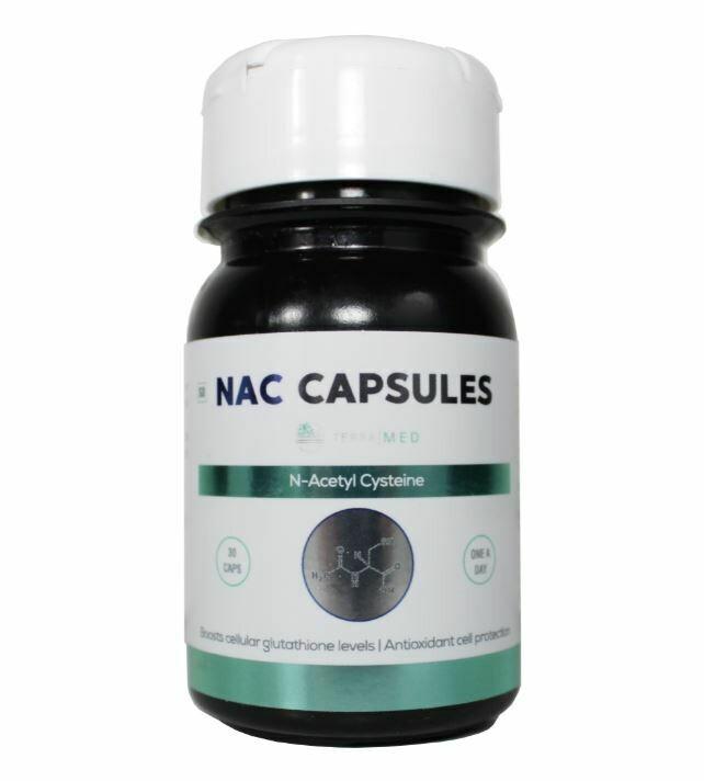 TERRA-MED™ NAC CAPSULES