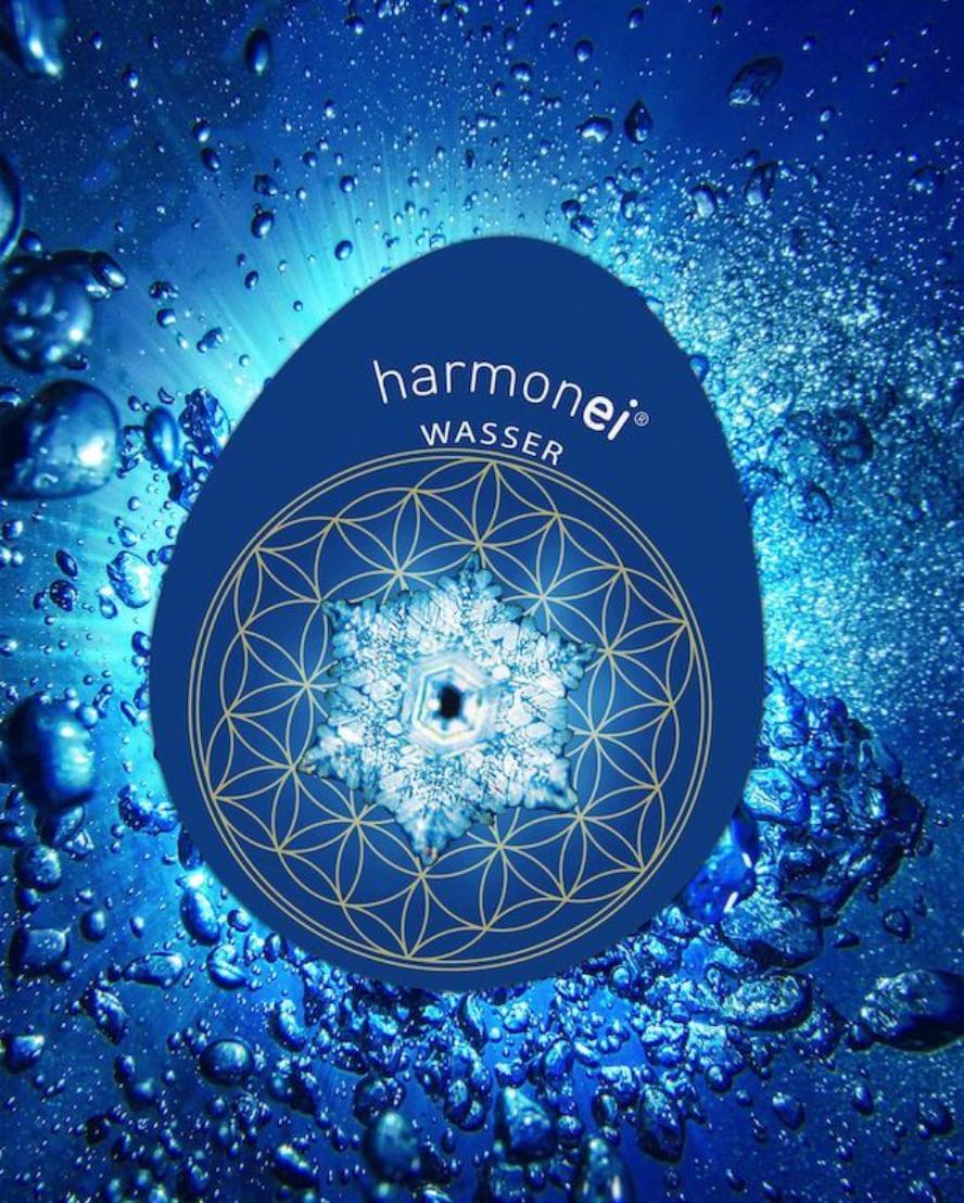 Wasseraufkleber harmonei®