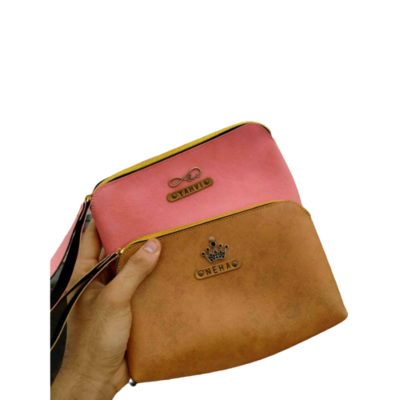 Imported Unisex Pouch ( Makeup / Shaving / Utility)