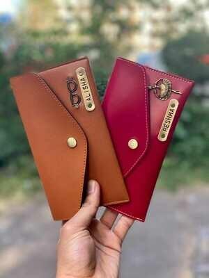 Customised Women's Wallet