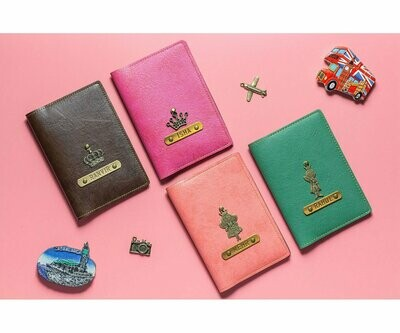 Imported Customised Passport Holder