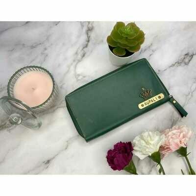 Premium Women's Leather Wallet