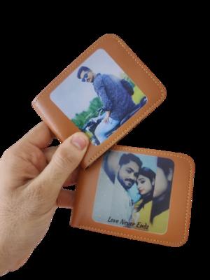 Colour Photo Wallet