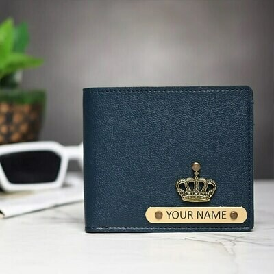 Blue Imported Men's Wallet
