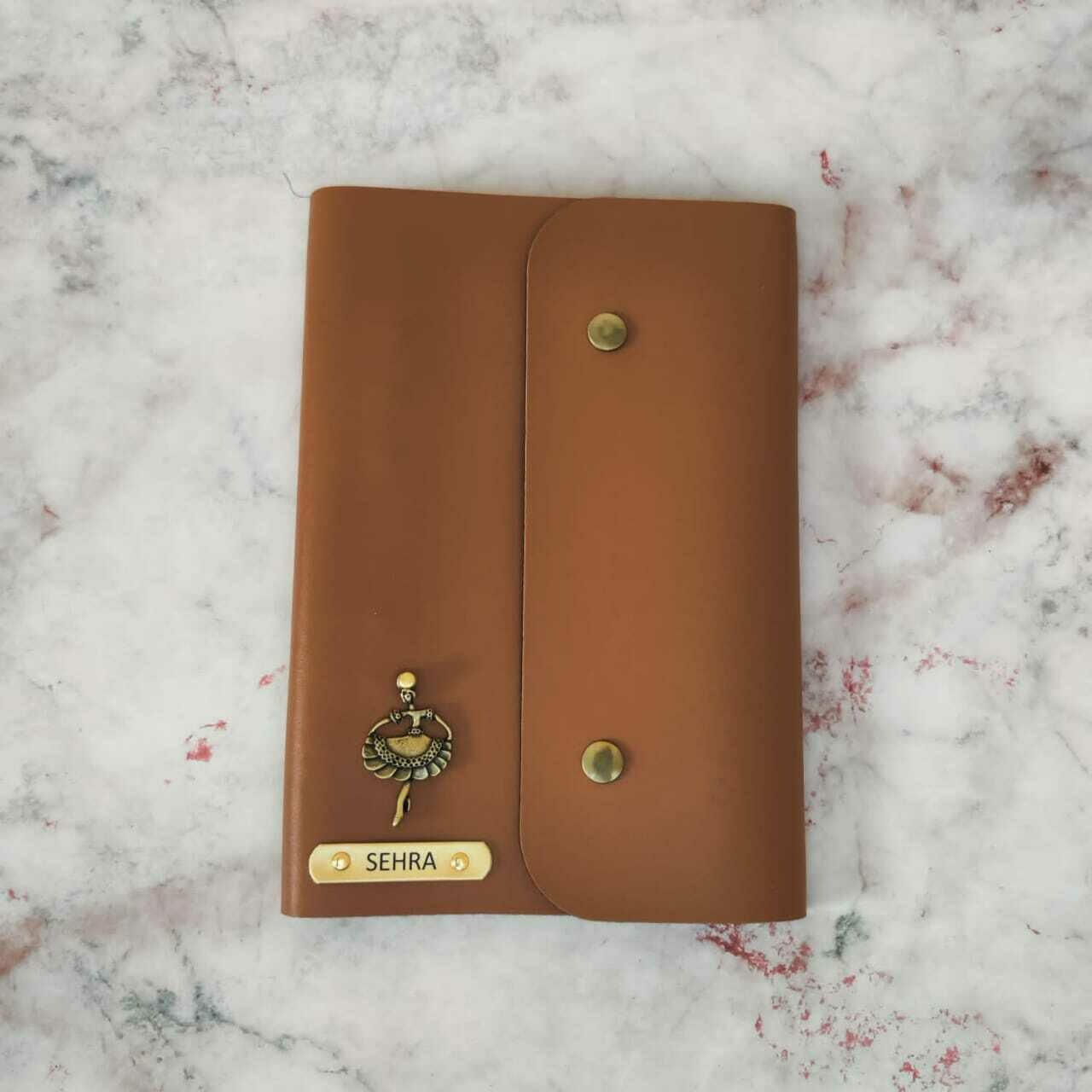Customised Leather Diary (A5)