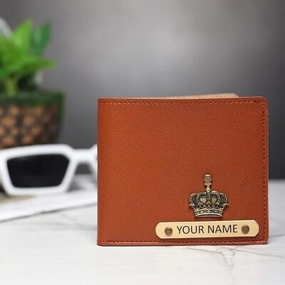 Tan Imported Men's Wallet