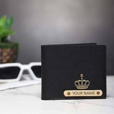 Black Imported Men's Wallet