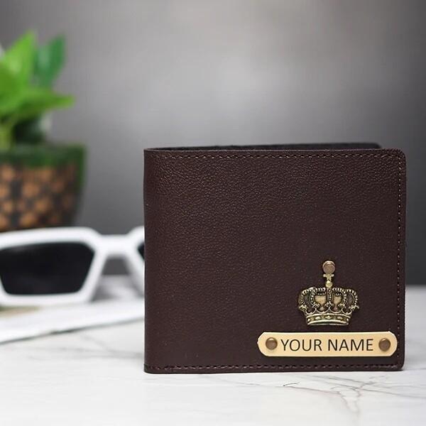 Dark Brown Imported Men's Wallet