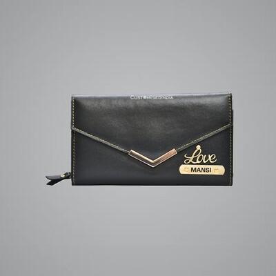 Black Women's Wallet 1.0