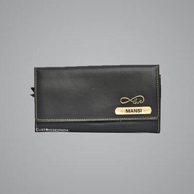 Black Women's Wallet 3.0