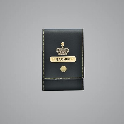 Black Customised Notepads