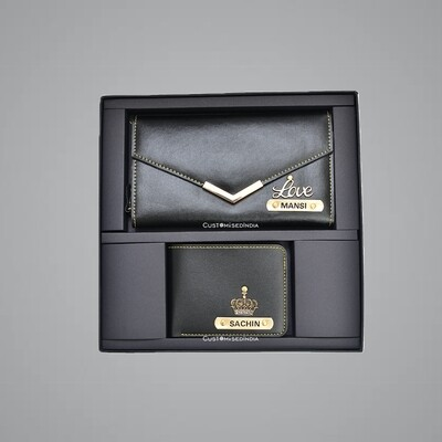 Black Premium Couple Combo