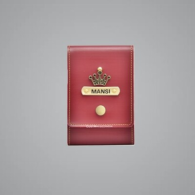 Red Customised Notepads