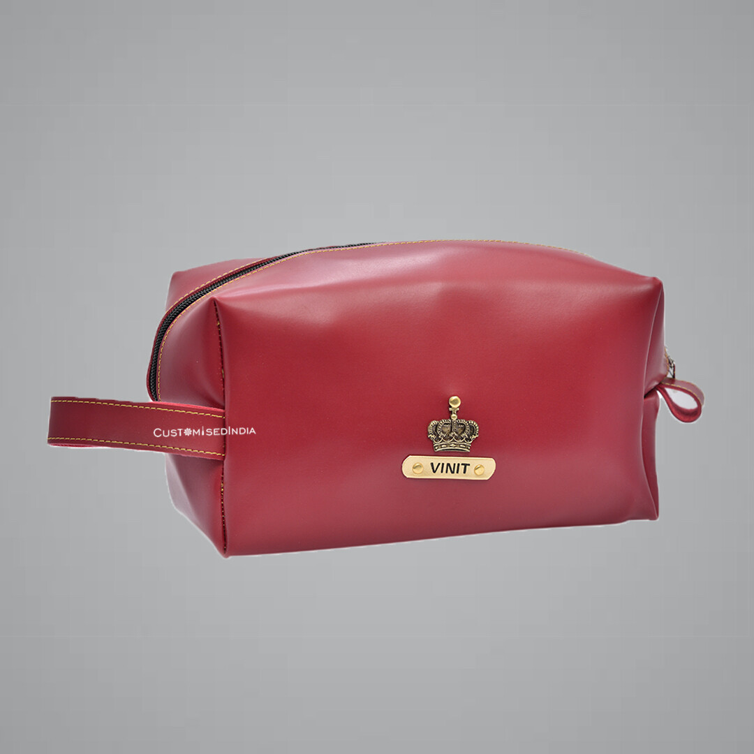 Red Utility Pouch